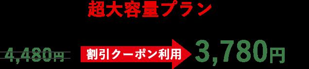 超大容量プラン(国内・海外利用可能)