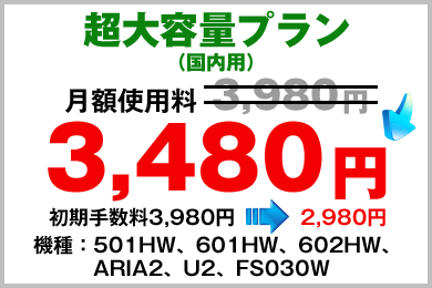 100GB超プラン
