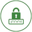 パスワードとログインの保護